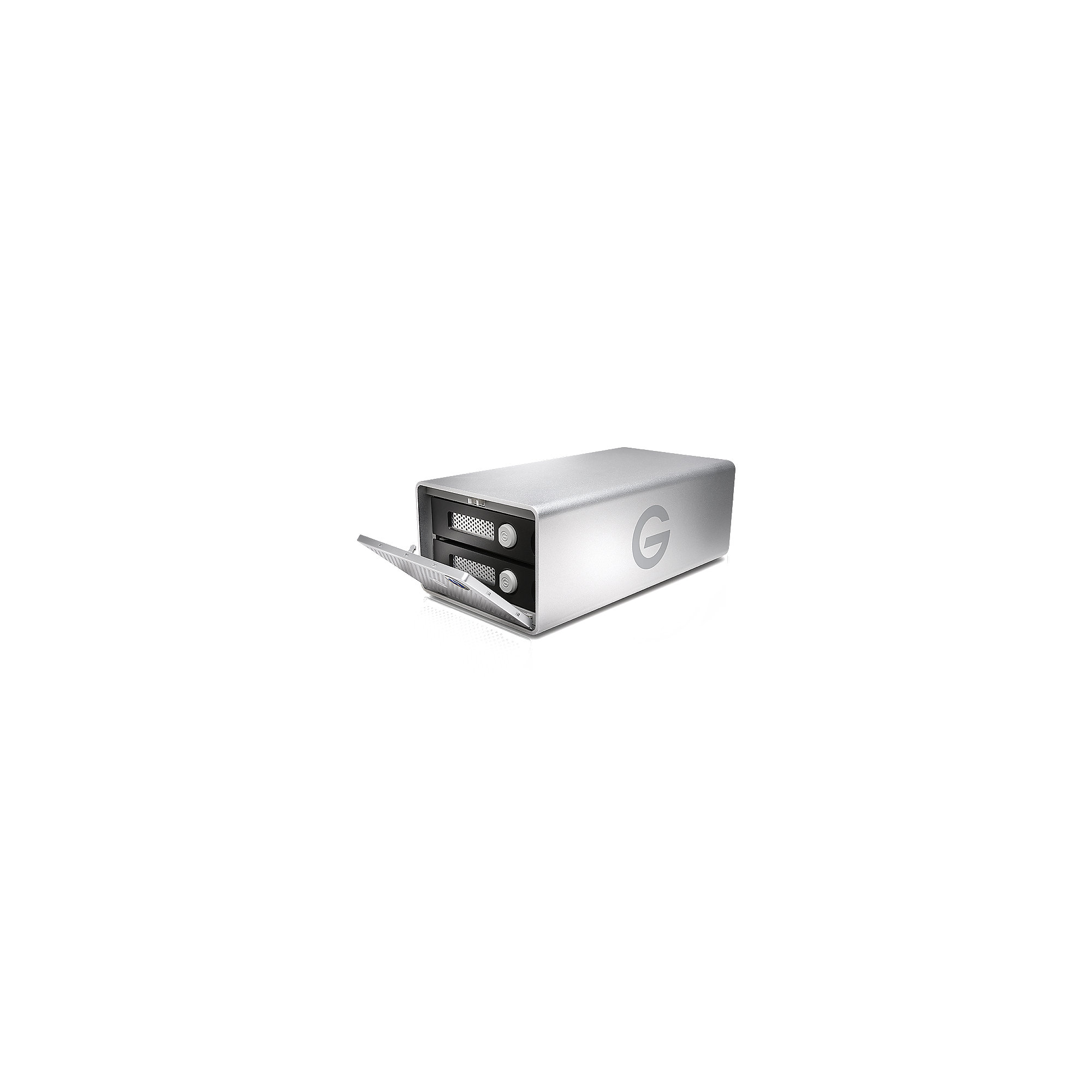 G-Technology G-RAID Thunderbolt 3 USB-C DAS 2-Bay 8TB