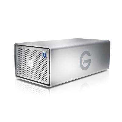 G-Technology  G-RAID Thunderbolt 3 USB-C DAS 2-Bay 20TB | 0705487205060