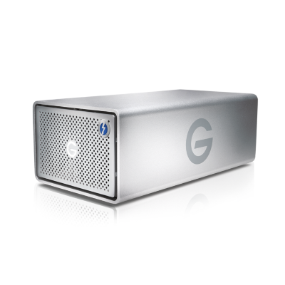 G-Technology  G-RAID Thunderbolt 3 USB-C DAS 2-Bay 24TB | 0705487205114