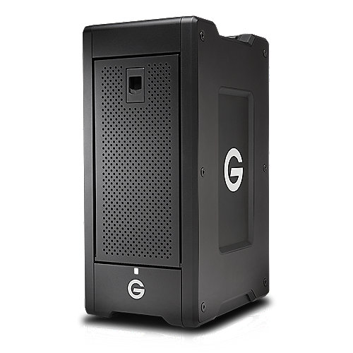 G-Technology G-SPEED Thunderbolt 3 DAS 8-Bay 24TB