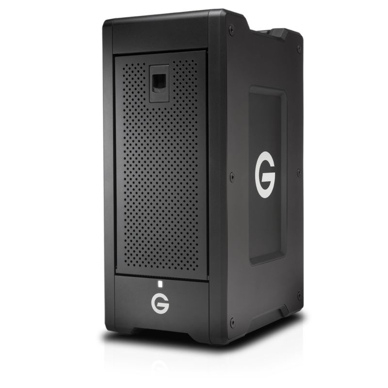 G-Technology G-SPEED Shuttle XL Thunderbolt 3 DAS 8-Bay 32TB