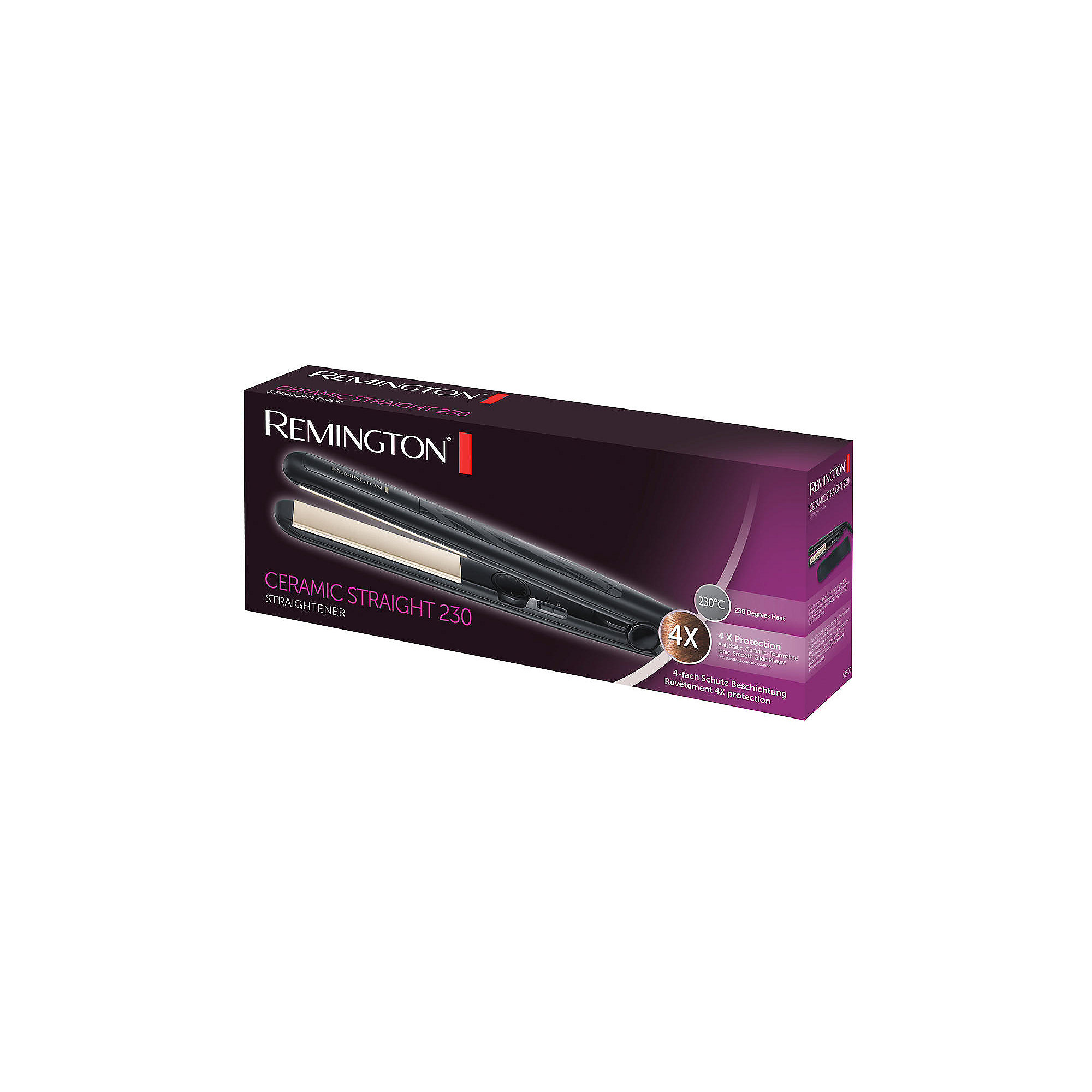 Remington S3500 Ceramic Straight Haarglätter