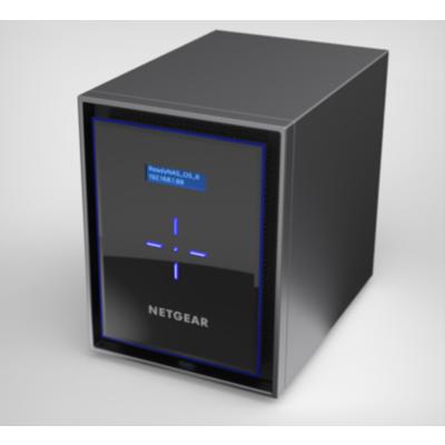 Netgear  ReadyNAS 426 NAS System 6-Bay 12TB (6x 2TB) | 0606449132236