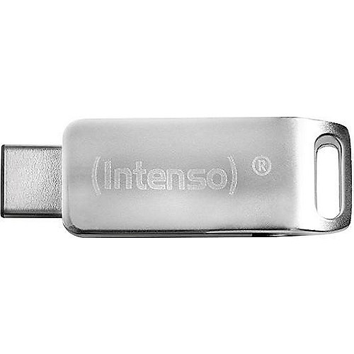 Intenso 64GB cMobile Line USB 3.0/USB C silber