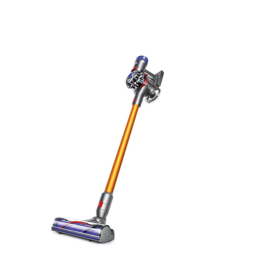 Dyson V8 Absolute  Akkusauger 21,6 V gelb/nickel