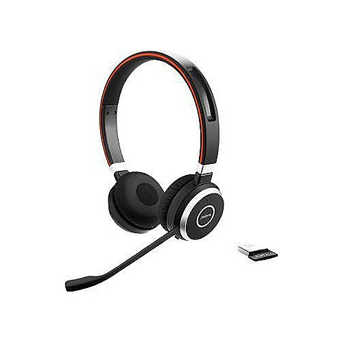 Jabra Evolve 65 MS Duo Headset