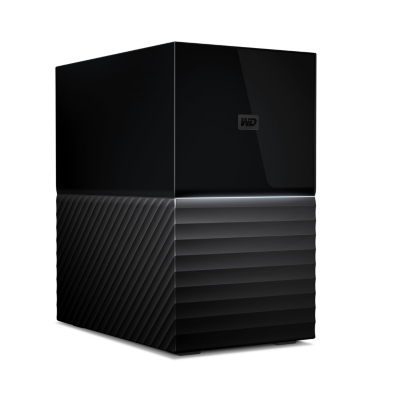 Western Digital WD My Book Duo USB3.1 Gen1 12TB 3,5zoll schwarz | 0718037856421