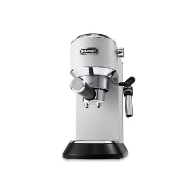 DeLonghi EC 685.W Dedica Style Siebträger Espressomaschine Weiß