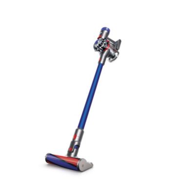 Dyson  V7 Fluffy Akkusauger 21,6 V blau/nickel | 5025155028032