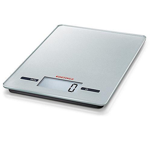 Soehnle 65118 Vita Digitale Küchenwaage Silber