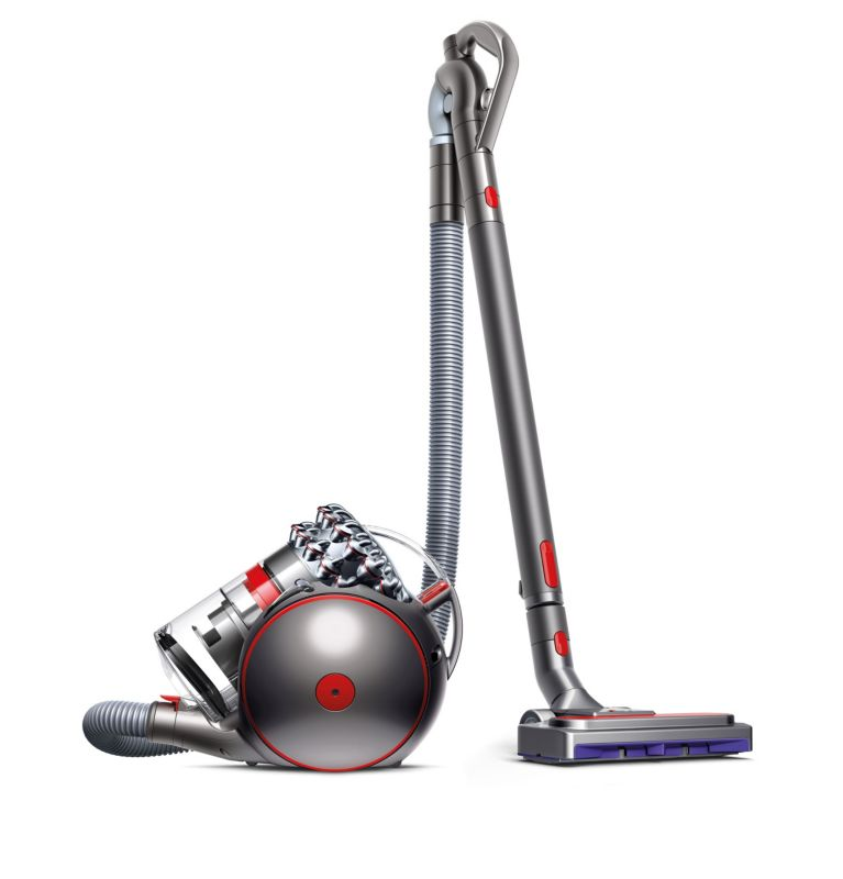 Dyson Cinetic Big Ball Absolute 2 Staubsauger ohne Beutel EEK A nickel