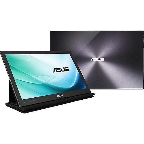 "ASUS MB169C+, 39,6cm (15,6"") 1920x1080 Full HD 16:9 USB-C 5ms IPS"