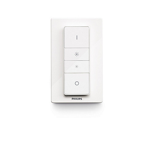 Philips Hue Dimming Kit separat Switch?