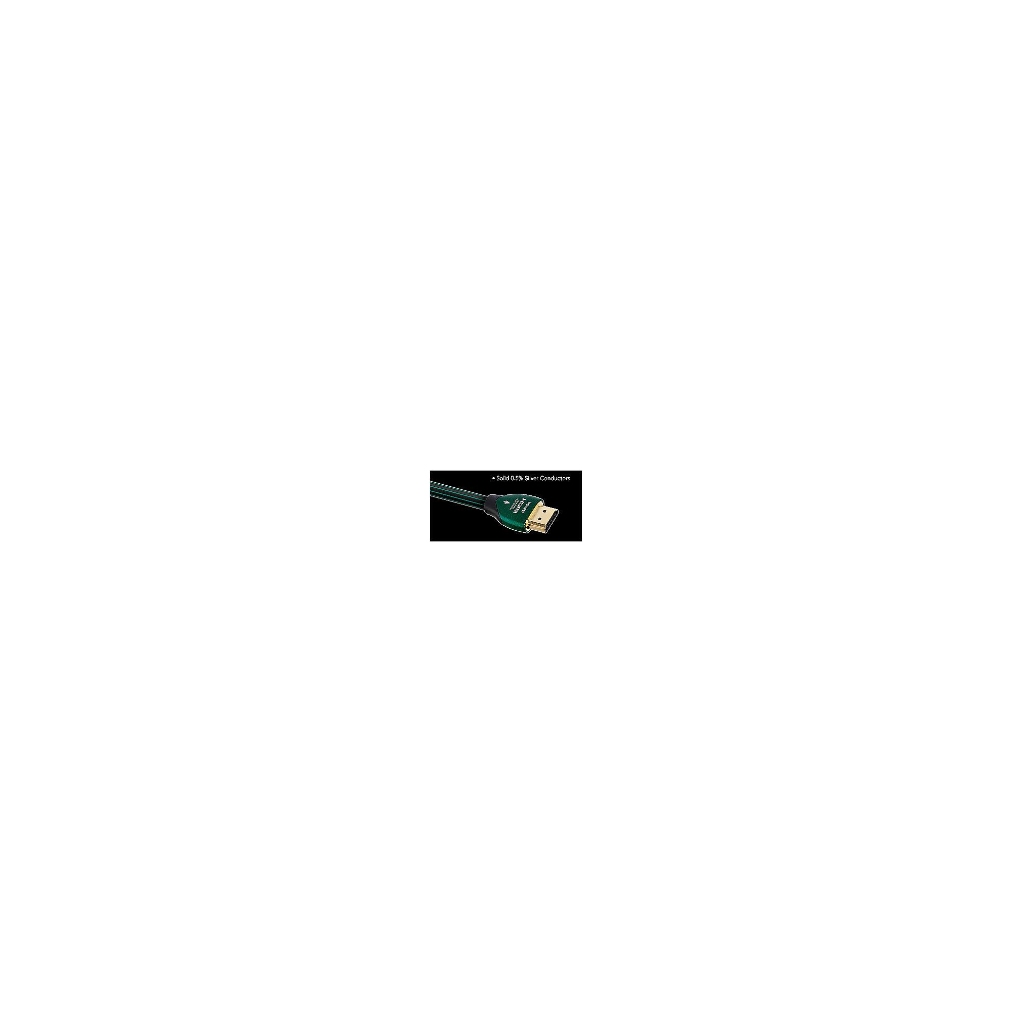 Audioquest FOREST HDMI Kabel 1m Digital A/V grün ++ Cyberport