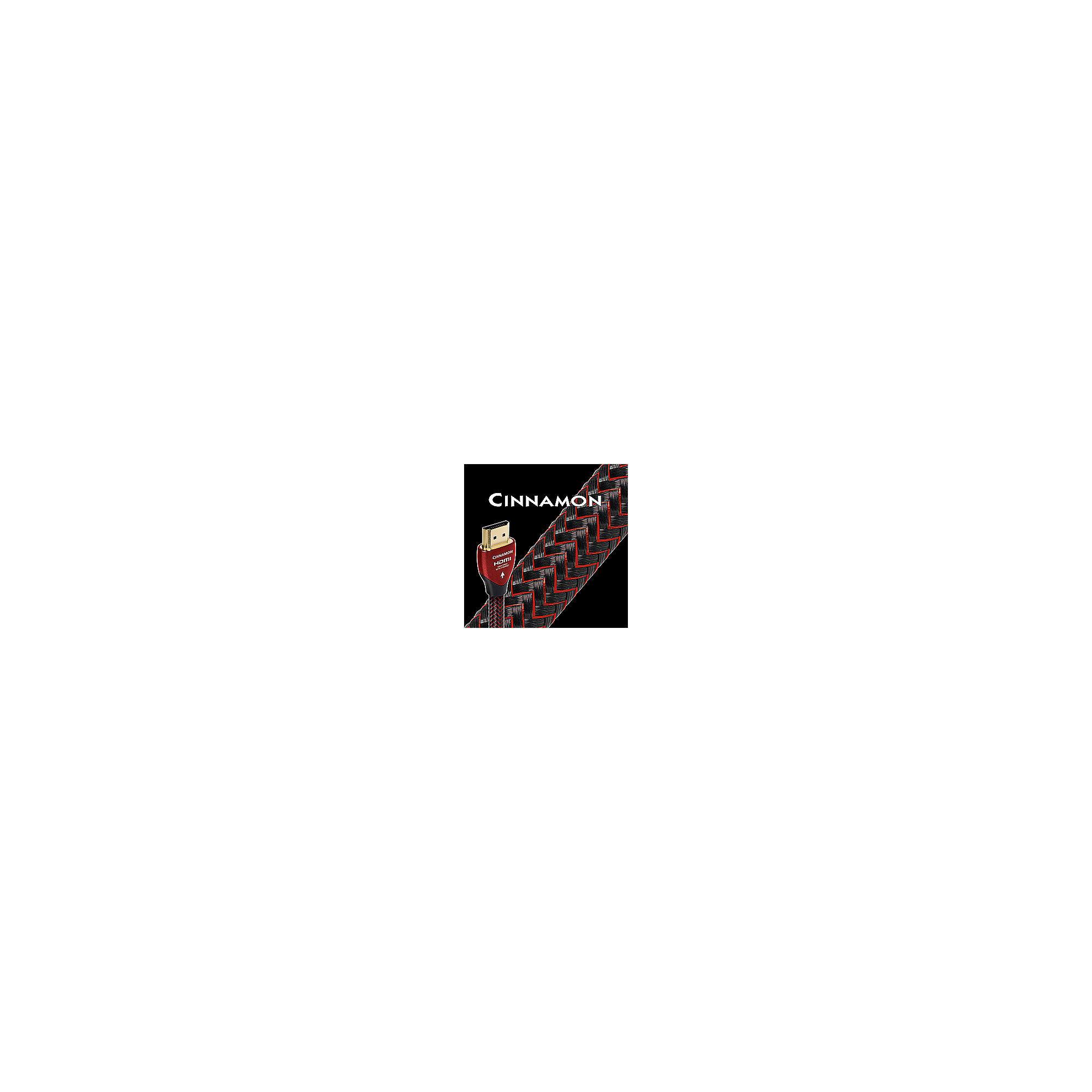 Audioquest CINNAMON HDMI Kabel 1,5m Digital A/V rot ++ Cyberport