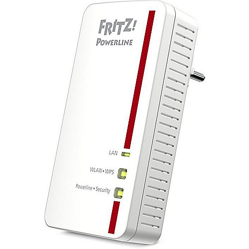 AVM FRITZ! Powerline 1260E Einzeladapter | 4023125027895