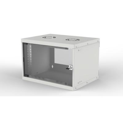 Intellinet  19″ Wandverteiler 487 (H) x 540 (B) x 560 (T) mm 9HE FP grau | 0766623714815