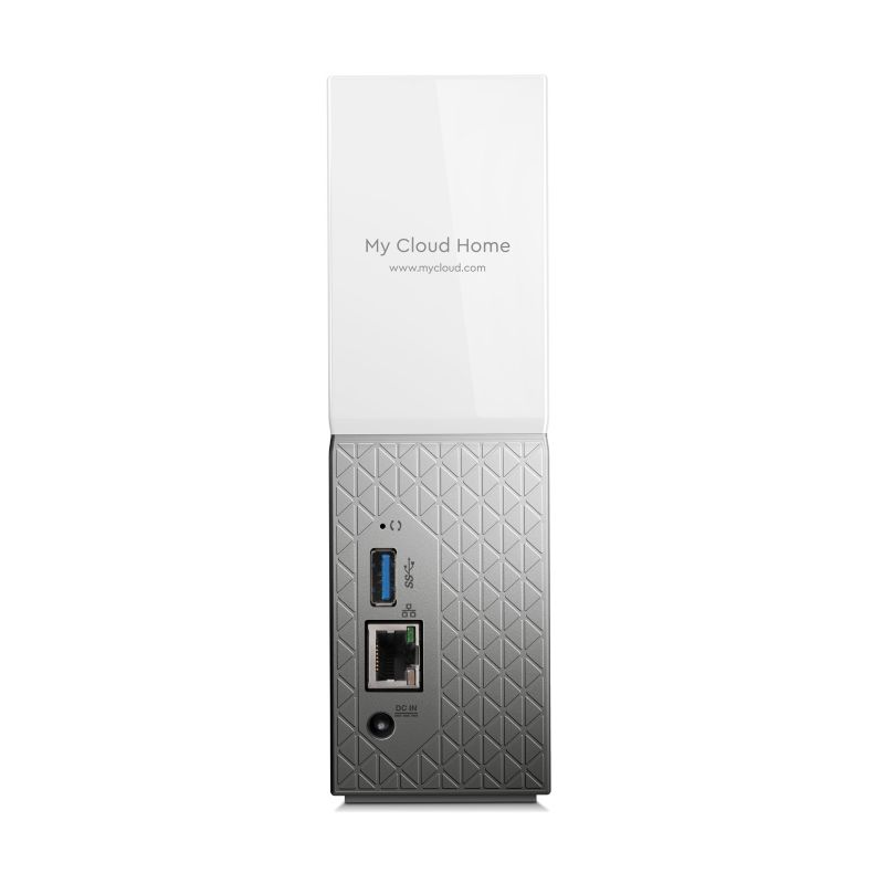 WD My Cloud Home NAS System 1-Bay 2TB inkl. 1x 2TB HDD