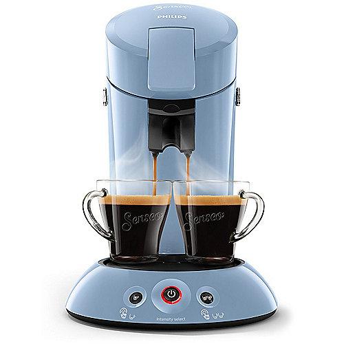 Senseo Original HD6554/70 Padmaschine mit Kaffee-Boost hellblau | 8710103822790