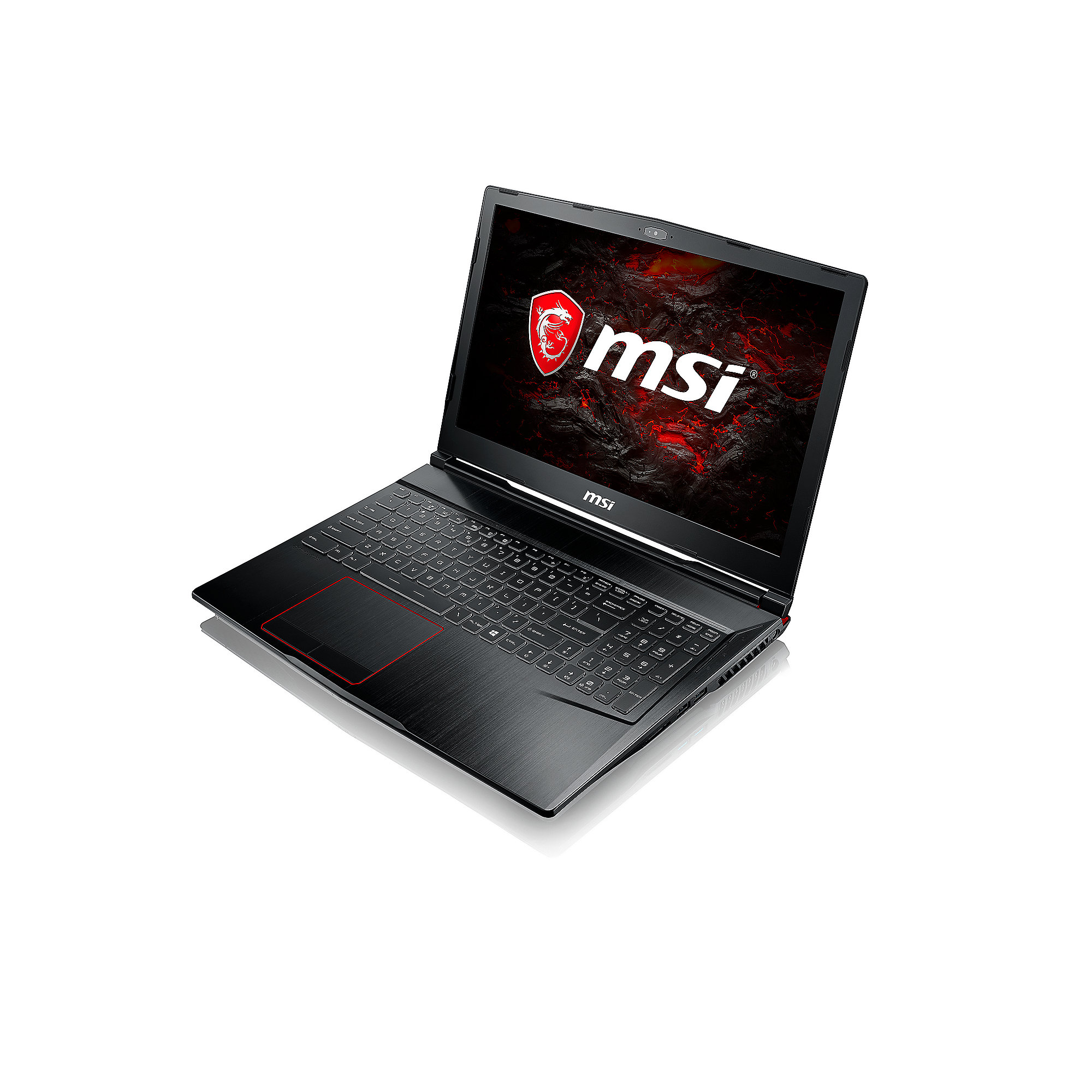 "MSI GE63VR 7RE-033 Raider-i7-7700HQ 16GB/1TB HDD+256GB SSD 15"" FHD GTX 1060 W10"