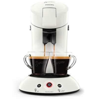 Philips Senseo Original HD6554/10 Padmaschine mit Kaffee-Boost weiß