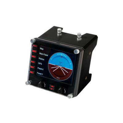 Logitech Gaming Logitech G Pro Flight Instrument Panel | 5099206069824