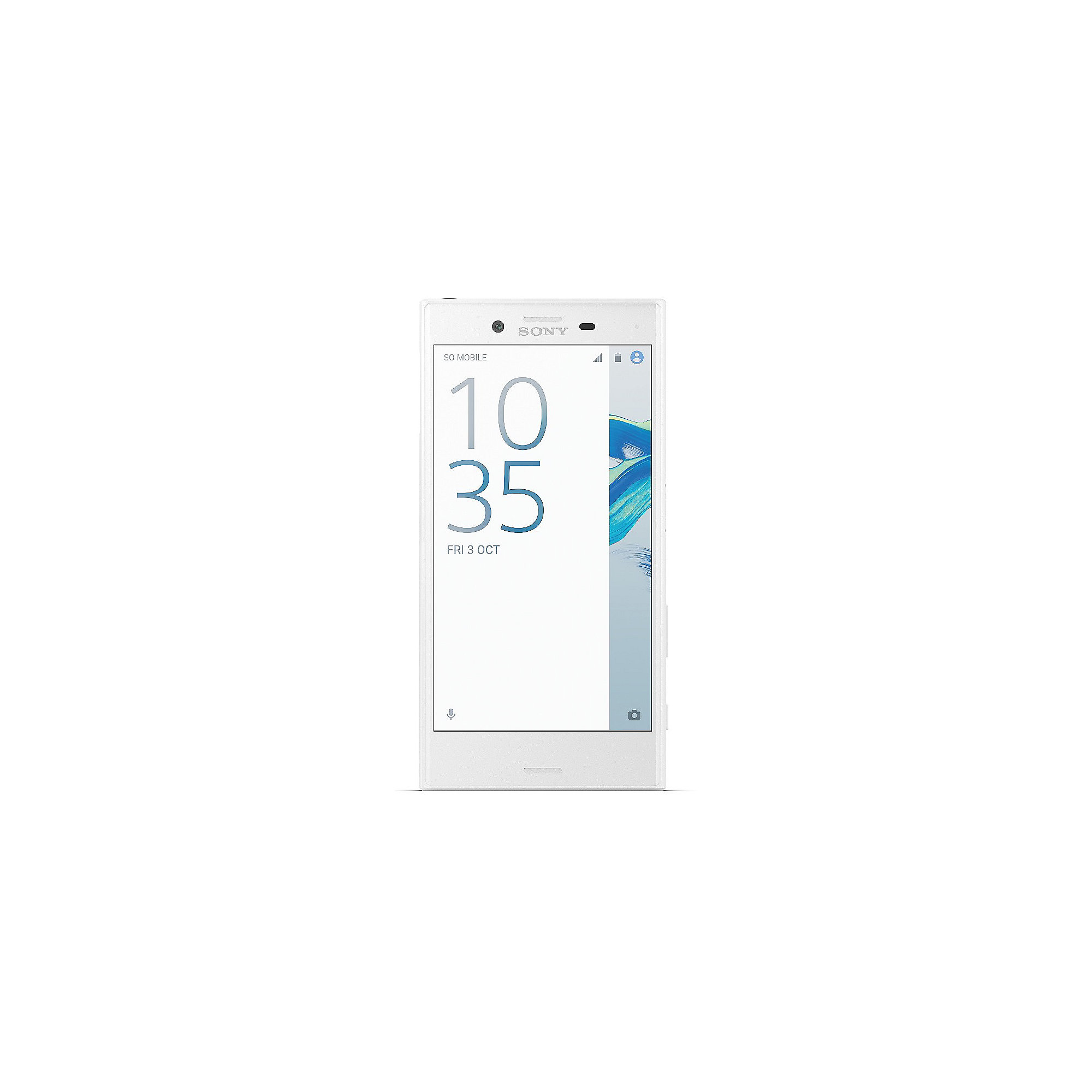 Sony Xperia XCompact white Android Smartphone