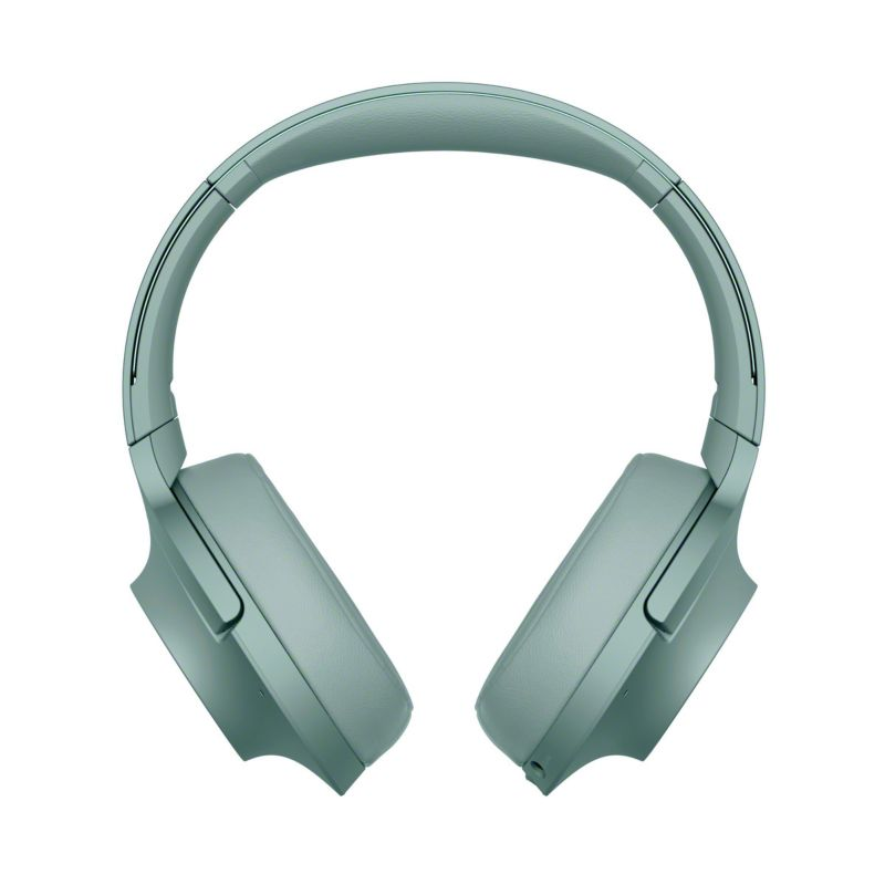 Sony WH-H900NG Bluetooth Noise Cancelling Over Ear Kopfhörer grün