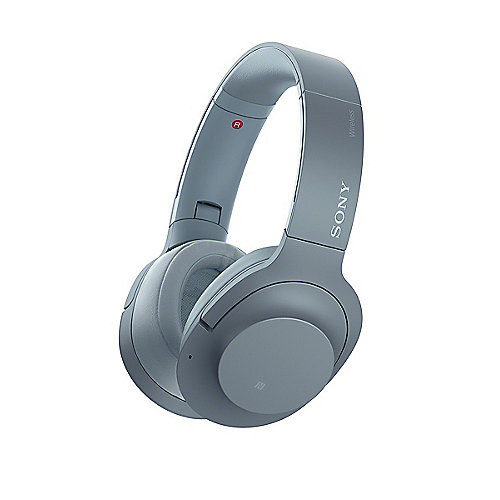 Sony WH-H900NL Bluetooth Noise Cancelling Over Ear Kopfhörer blau