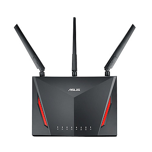 ASUS AC2900 RT-AC86U DualBand WLAN-ac Gigabit Gaming Router