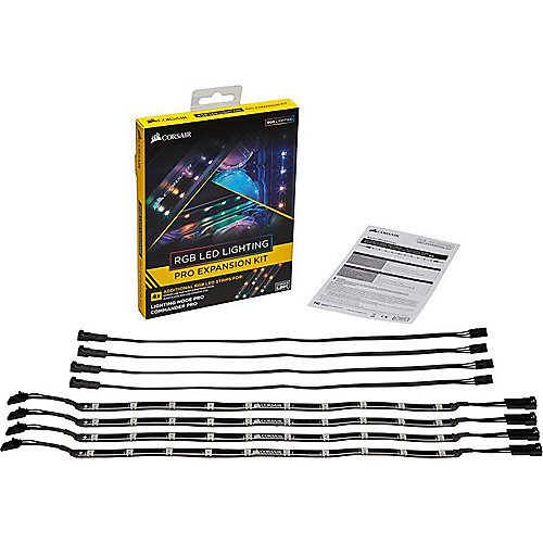Corsair RGB LED Lighting Pro Erweiterungs Kit
