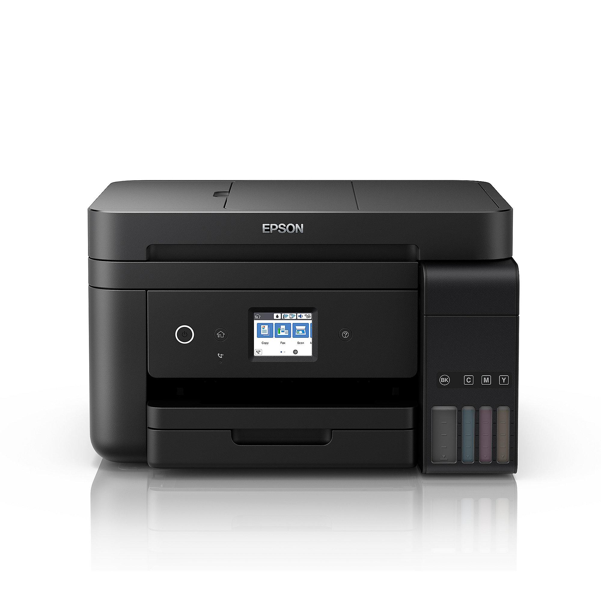 epson ecotank et 4750 drucker scanner kopierer fax wlan 3 jahre garantie cyberport. Black Bedroom Furniture Sets. Home Design Ideas