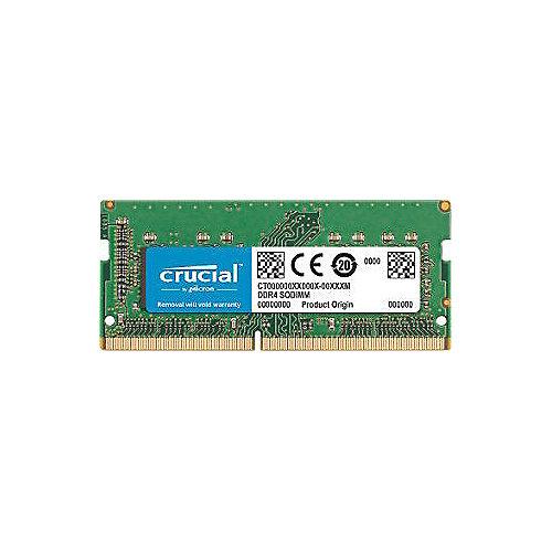 16GB Crucial DDR4-2400 CL17 PC4-19200 SO-DIMM für iMac 27 2017″   0649528783325