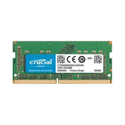 Crucial 8GB  DDR4-2400 CL17 PC4-19200 SO-DIMM für iMac 27″ 2017 | 0649528783295