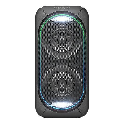 GTK-XB60 Bluetooth-Lautsprecher(NFC, Akku) schwarz Leuchteffekt Party-Chain | 4548736055025