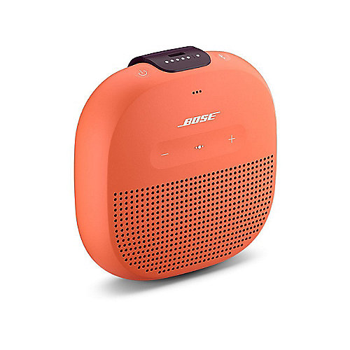 BOSE SoundLink Micro Bluetooth Lautsprecher orange