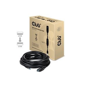Club 3D USB 3.0 Aktives Repeater Kabel 5m