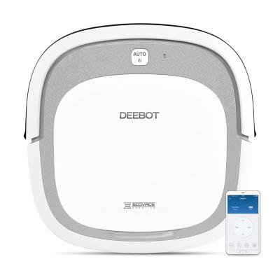 Ecovacs  Robotics Deebot Slim2 Staubsauger-Roboter silber/weiß | 6943757609970