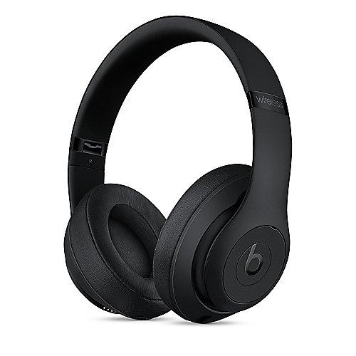 Beats Studio3 Wireless Over-Ear Kopfhörer mattschwarz | 0190198447081