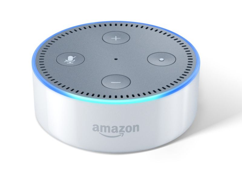 Amazon Echo Dot weiß