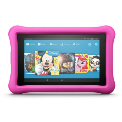 Amazon  Fire 7 Kids Edition Tablet WiFi 16 GB Kid-Proof Case pink | 0841667121703