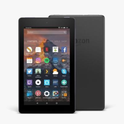 Amazon  Fire 7 Tablet WiFi 8 GB mit Spezialangeboten | 0841667122823