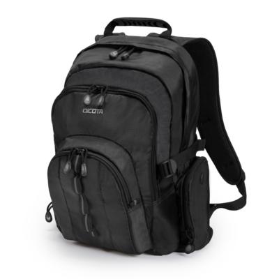 Dicota  Backpack Universal Notebookrucksack 39,62cm (14″-15,6″) schwarz | 7640158662199