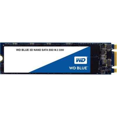 Western Digital WD Blue 3D NAND SATA-SSD 2TB 6GB/s M.2 2280 | 0718037856285