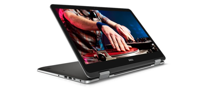 "DELL Inspiron 17-7779 i5-7200U 12GB/1TB HDD 17"" FHD Touch GF 940MX W10"
