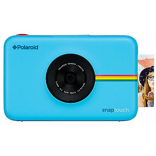 Polaroid SNAP Touch Sofortbildkamera Digitalkamera blau | 0840102160833