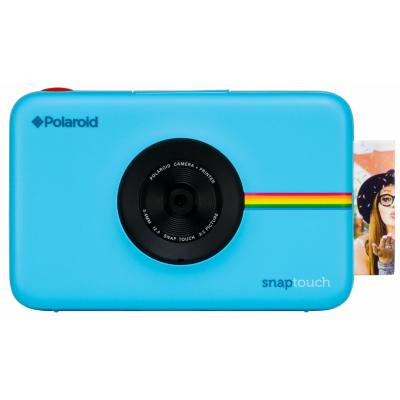 Cyberport Polaroid SNAP Touch Sofortbildkamera Digitalkamera blau | 0840102160833