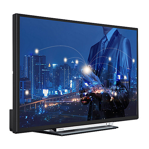 "Toshiba 32L3763DA 81cm 32"" DVB-T2/-C/-S, Smart-TV, Full-HD, schwarz"