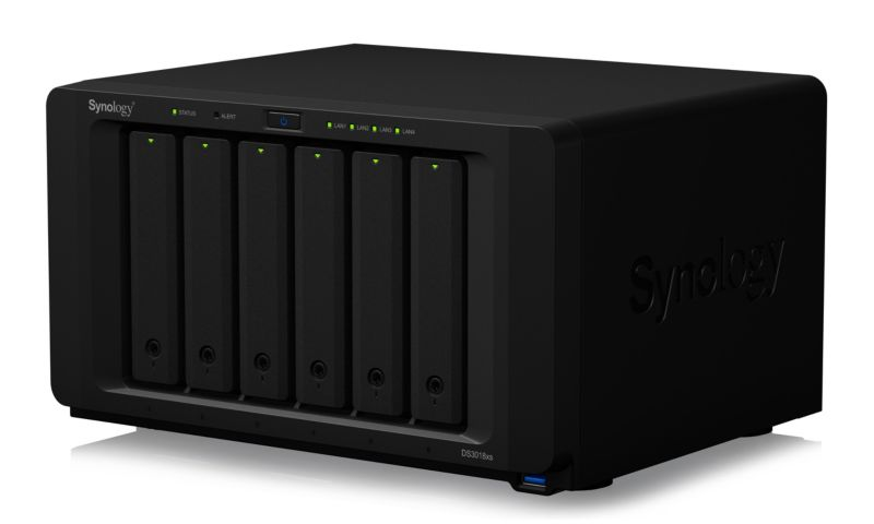 Synology Diskstation DS3018xs NAS System 6-Bay