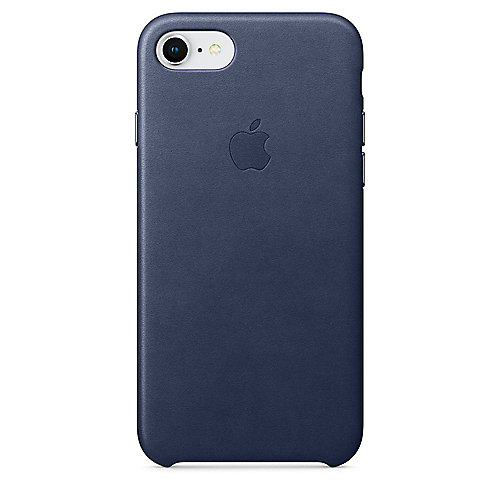 Apple Original iPhone 8 / 7 Leder Case-Mitternachtsblau